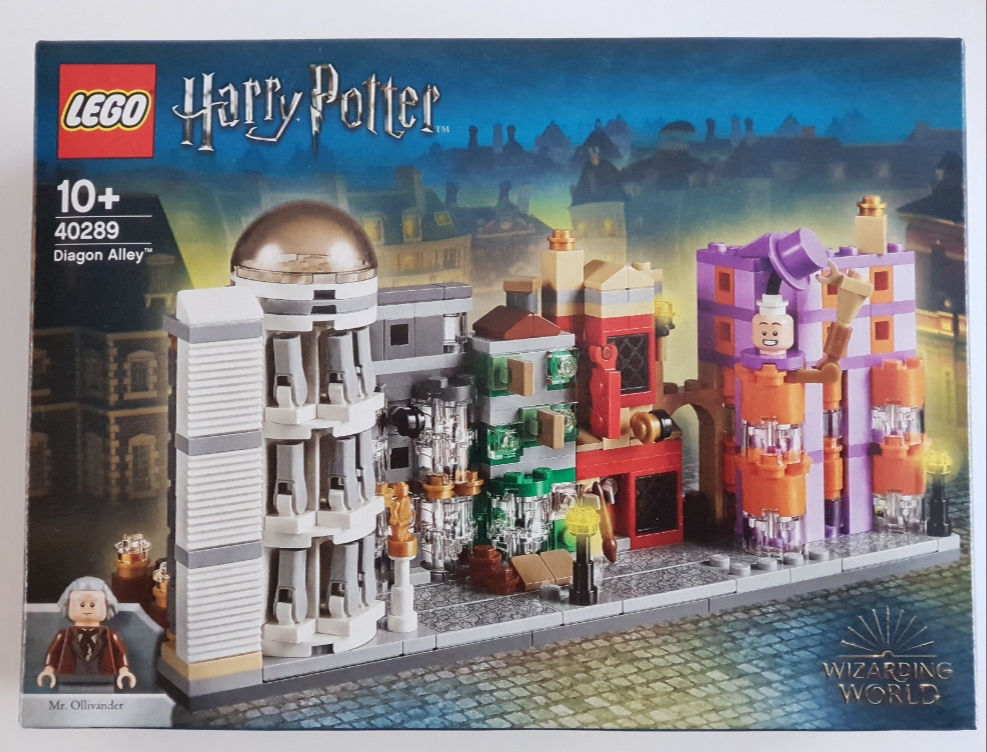 Lego 40289 Harry Potter Winkelgasse